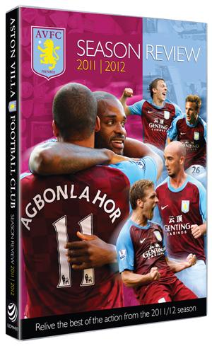 Aston Villa: End of Season Review 2011/2012 (2012) (Retail / Rental)