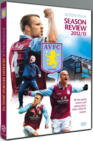 Aston Villa FC: End of Season Review 2012/2013 (2013) (Retail / Rental)