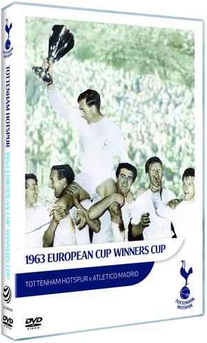 1963 European Cup Winners Cup: Tottenham Hotspur Vs Atlético... (Retail / Rental)