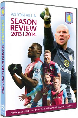 Aston Villa FC: End of Season Review 2013/2014 (Retail / Rental)
