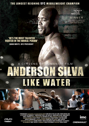 Anderson Silva: Like Water (2011) (Retail / Rental)