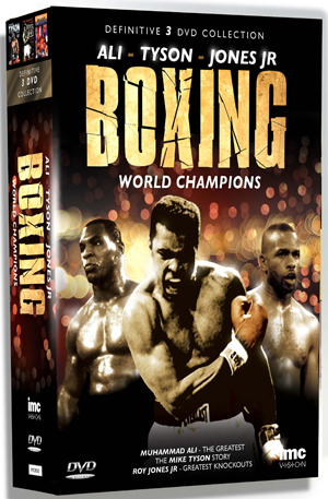 Boxing - The World Champions (2012) (Retail / Rental)