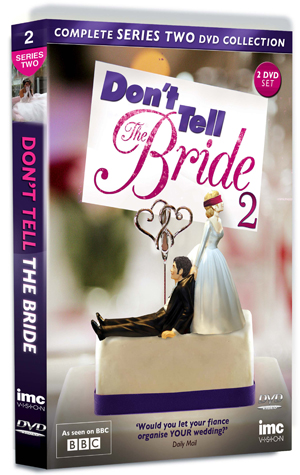 Don't Tell the Bride: Series 2 (2008) (Retail / Rental)
