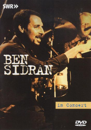 Ben Sidran: Live in Concert (1995) (Retail Only)