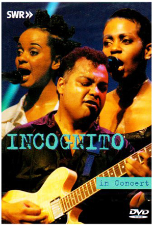 Incognito: Live in Concert (1995) (Retail Only)