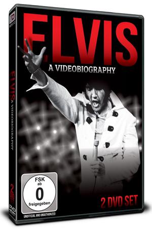 Elvis Presley: A Videobiography (Retail / Rental)