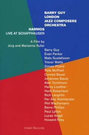 Barry Guy and the London Jazz Composers Orchestra: Harmos (2008) (Retail / Rental)