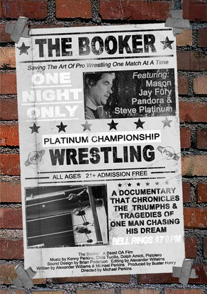 The Booker (2011) (Retail Only)
