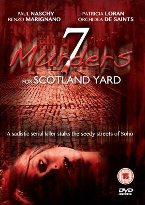 7 Murders for Scotland Yard (1971) (Retail / Rental)