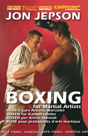 Boxing for Martial Artists (Retail / Rental)