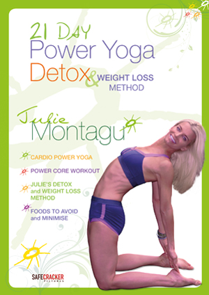 21 Day Power Yoga Detox and Weight Loss Method With Julie Montagu (2012) (Deleted)