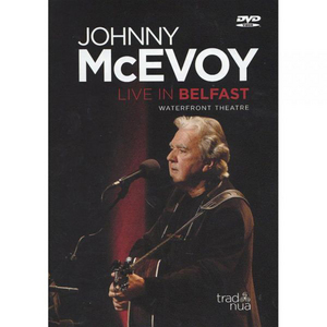 Johnny McEvoy: Live in Belfast Waterfront Theatre (2012) (Retail Only)