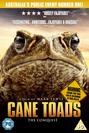 Cane Toads: The Conquest (2010) (Retail / Rental)