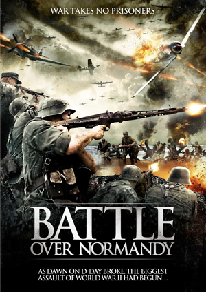 Battle Over Normandy (2011) (Retail / Rental)