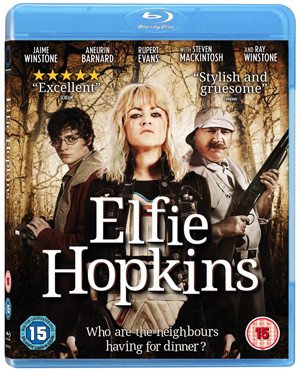 Elfie Hopkins (2012) (Blu-ray) (Retail / Rental)