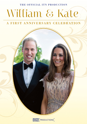 William and Kate: A First Anniversary Celebration (2012) (Retail / Rental)