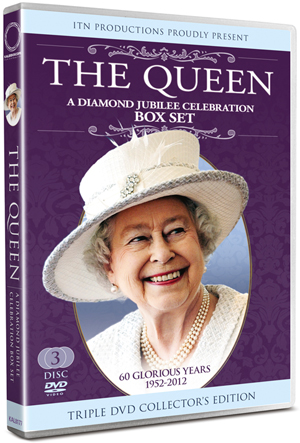 The Queen's Diamond Jubilee: Celebration Collection (2012) (Box Set) (Retail / Rental)