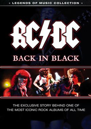 AC/DC: Back in Black (2011) (Retail / Rental)
