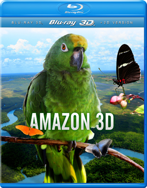 Amazon (Blu-ray) (3D Edition with 2D Edition) (Retail / Rental)