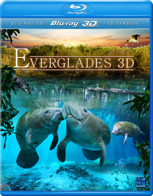 Everglades (Blu-ray) (3D Edition with 2D Edition) (Retail / Rental)