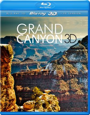 Grand Canyon (Blu-ray) (3D Edition with 2D Edition) (Retail / Rental)