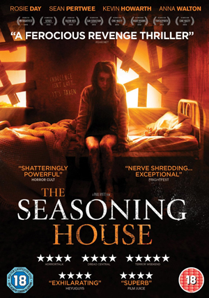The Seasoning House (2012) (Retail / Rental)