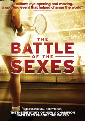 The Battle of the Sexes (2013) (Retail / Rental)