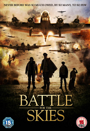 Battle for the Skies (2013) (Retail / Rental)