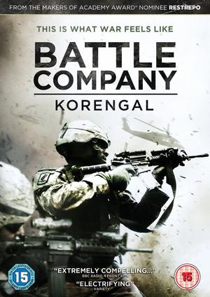 Battle Company: Korengal (2014) (Blu-ray) (Retail / Rental)