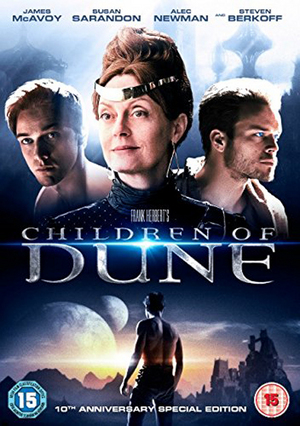 Children of Dune (2003) (Retail / Rental)