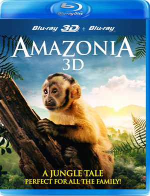 Amazonia (2013) (Blu-ray) (3D Edition with 2D Edition) (Retail / Rental)