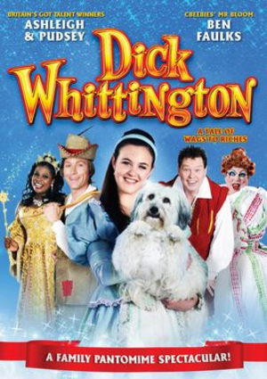 Dick Whittington: Bristol Hippodrome (2014) (Retail / Rental)