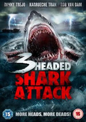 3-headed Shark Attack (2015) (Retail / Rental)