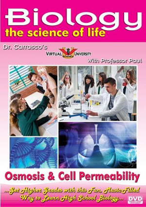 Biology - The Science of Life: Osmosis and Cell Permeability (2012) (Retail / Rental)