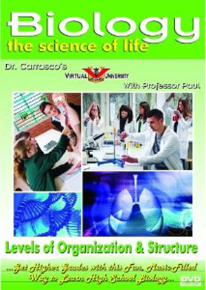 Biology - The Science of Life: Levels of Organization And... (2012) (Retail / Rental)