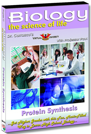 Biology - The Science of Life: Protein Synthesis (2012) (Retail / Rental)