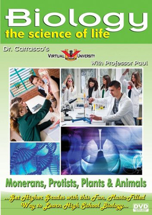 Biology - The Science of Life: Monerans, Protists, Plants... (2012) (Retail / Rental)