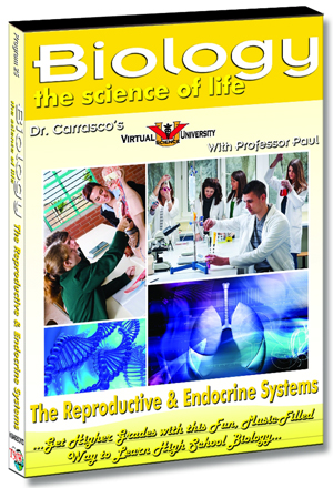 Biology - The Science of Life: The Reproductive and Endocrine... (2012) (Retail / Rental)