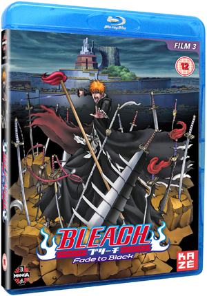 Bleach: The Movie 3 - Fade to Black (2008) (Blu-ray) (Retail / Rental)