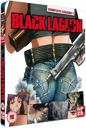 Black Lagoon: Complete Season 1 (2006) (Blu-ray) (Retail / Rental)