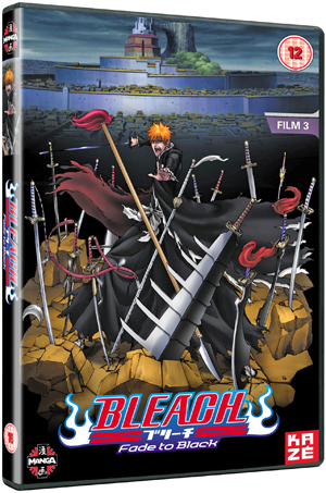 Bleach: The Movie 3 - Fade to Black (2008) (Retail / Rental)