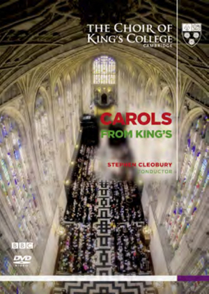 Carols from King's: The Choir of King's College Cambridge (2013) (Retail / Rental)