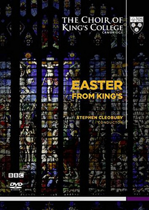 Easter from King's: King's College Cambridge (2014) (NTSC Version) (Retail / Rental)