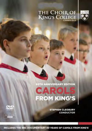 Carols from King's: The Choir of King's College Cambridge (2014) (Retail / Rental)