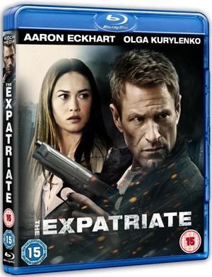 The Expatriate (2012) (Blu-ray) (Retail / Rental)