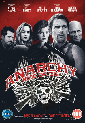 Anarchy - Ride Or Die (2014) (Retail / Rental)