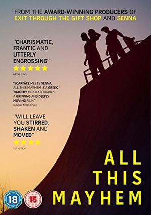 All This Mayhem (2014) (Retail / Rental)