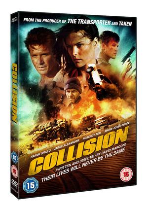 Collision (2013) (Retail / Rental)