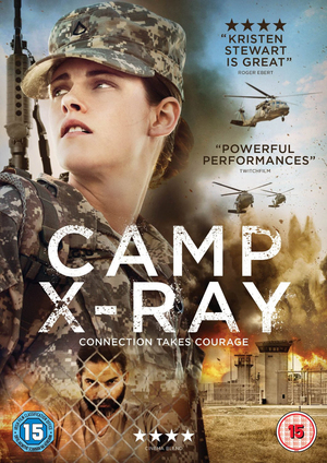 Camp X-ray (2014) (Retail / Rental)