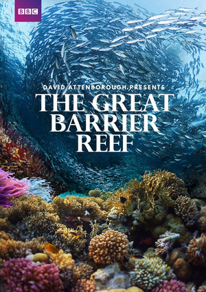 Great Barrier Reef With David Attenborough (Blu-ray) (Retail / Rental)
